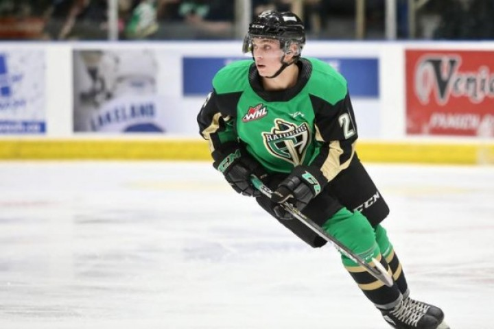 Evan Herman RINK Hockey Academy Alumni