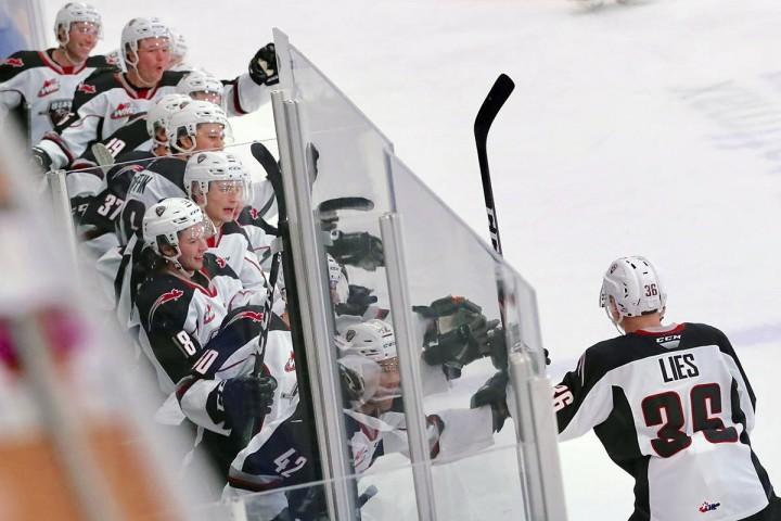 Justin Lies RINK Hockey Academy Alumni