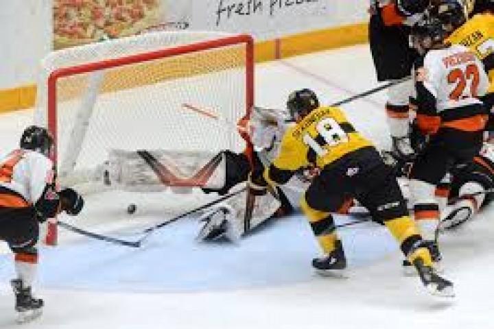 Marcus Sekundiak RINK Hockey Academy Alumni