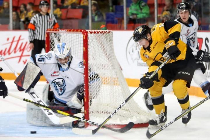 Ty Thorpe RINK Hockey Academy Alumni