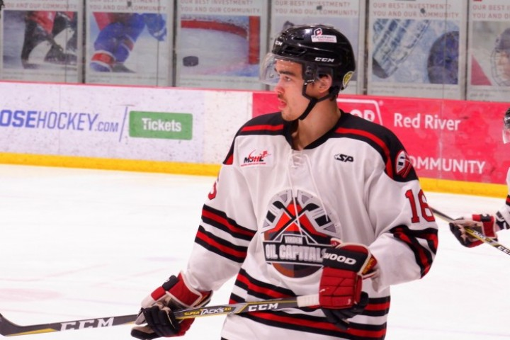 Jesse Mistelbacher RINK Hockey Academy Alumni