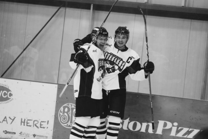 Brayden Clark RINK Hockey Academy Alumni