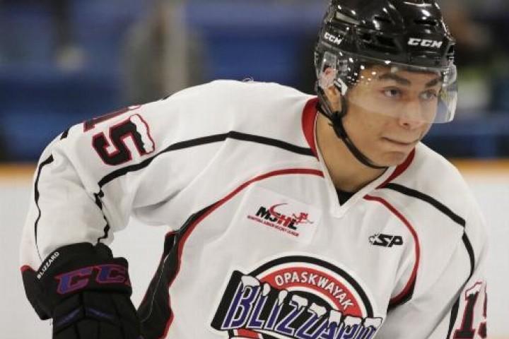 Riley Zimmerman RINK Hockey Academy Alumni