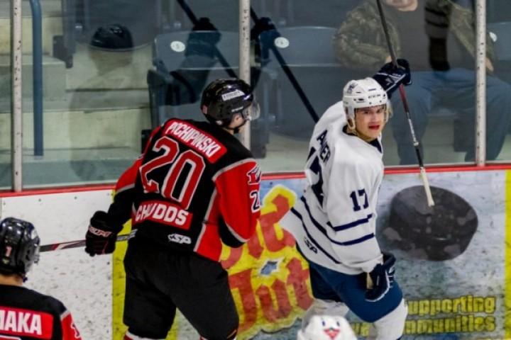 Noah Wagner RINK Hockey Academy Alumni