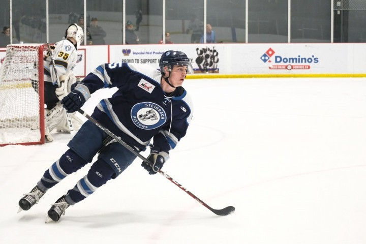 Max Neill RINK Hockey Academy Alumni