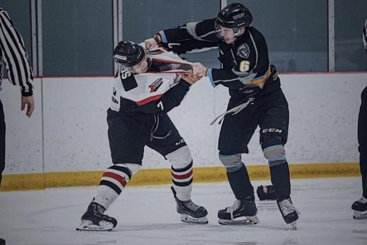 Matthew McLeod RINK Hockey Academy Alumni