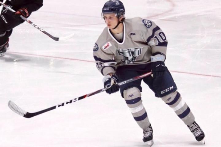 Carter Loney RINK Hockey Academy Alumni